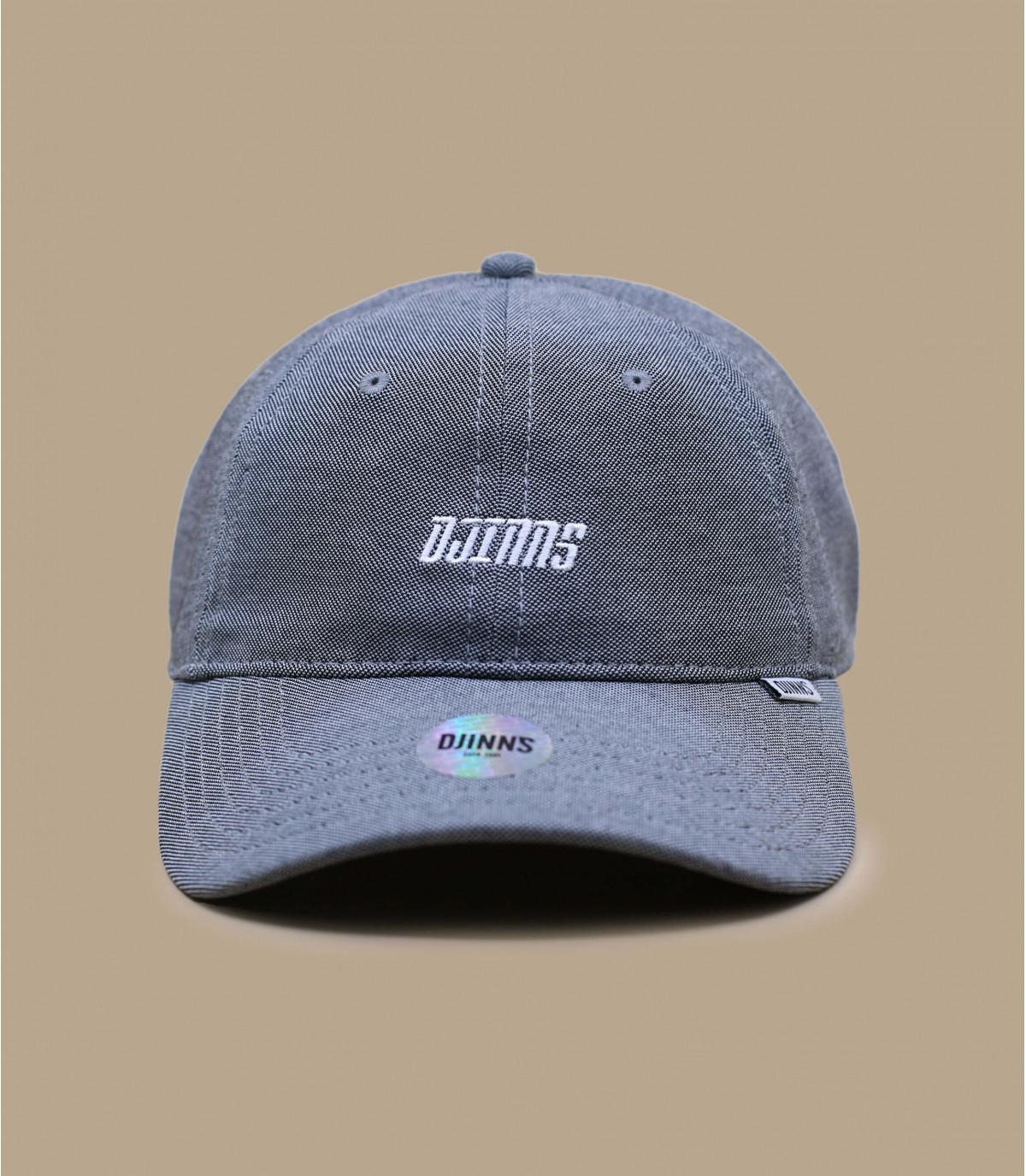 black Djinns curve cap