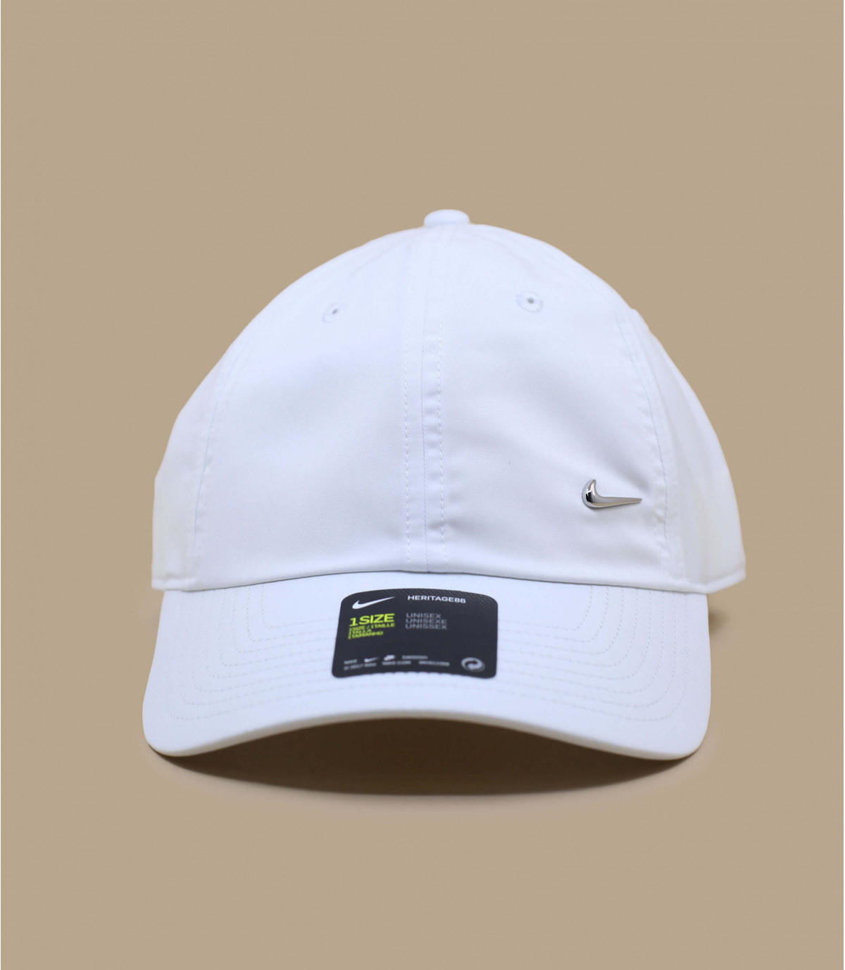 Nike cap white