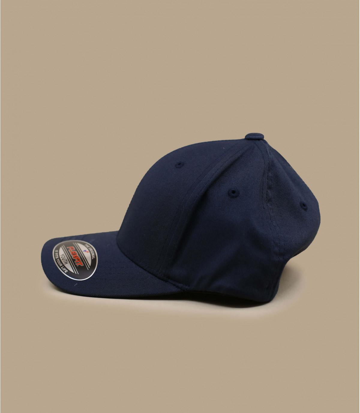 Flexfit cap navy kids