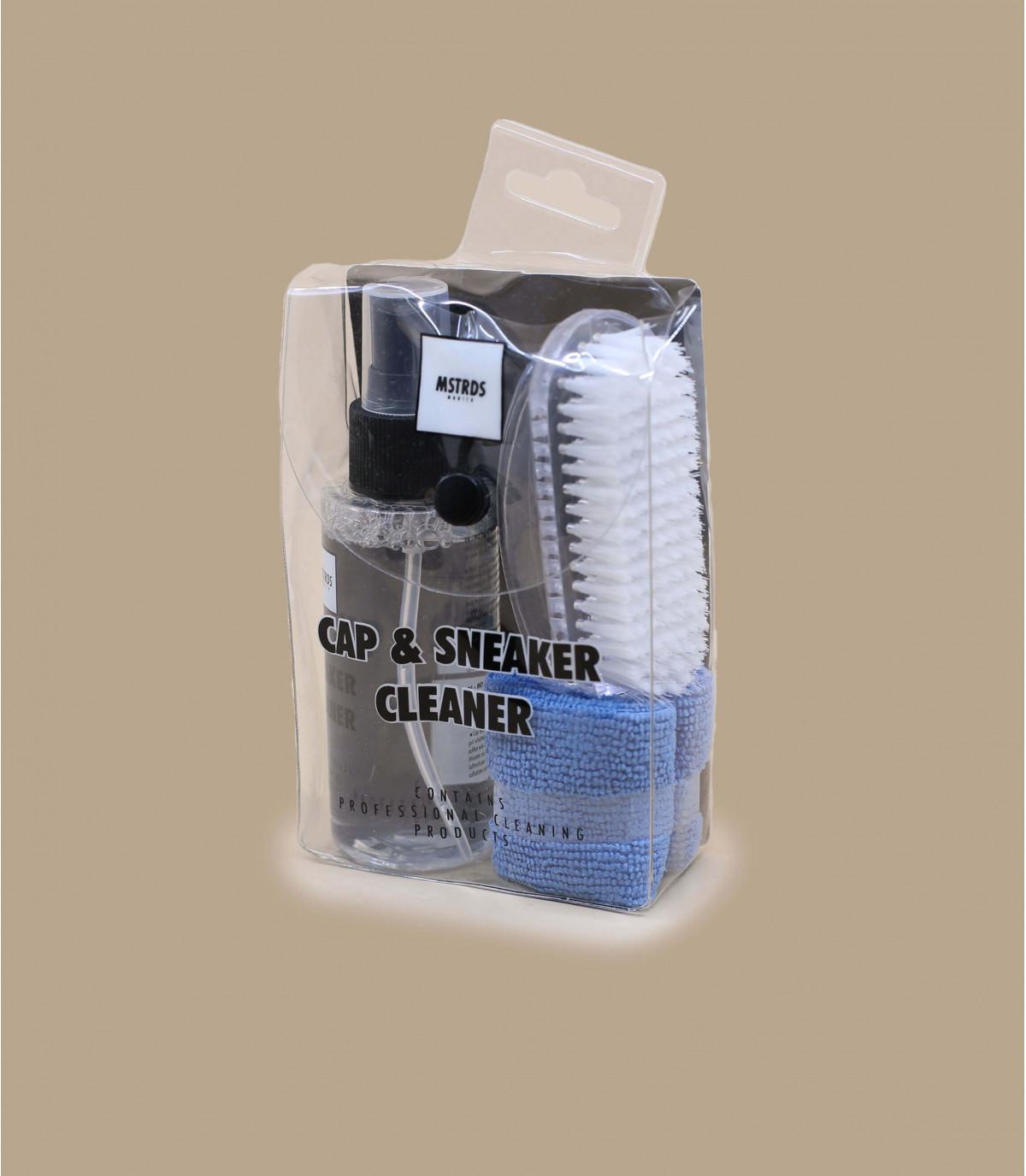 Special cap cleaner set.