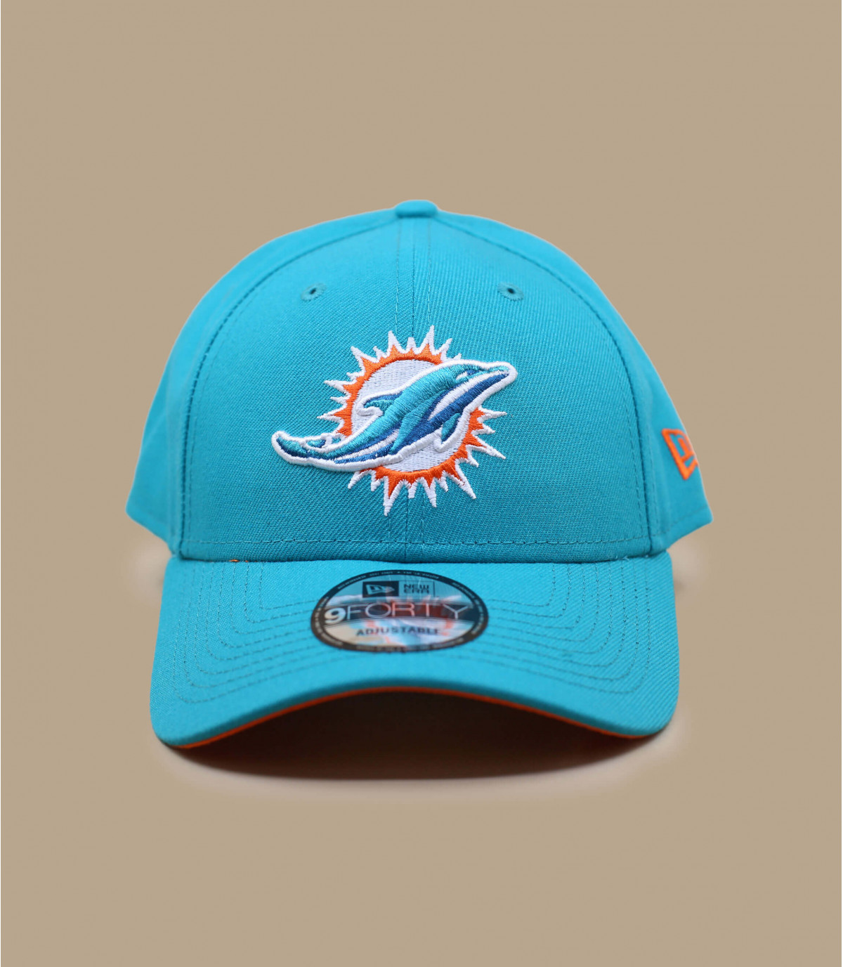 blue Dolphins curve cap