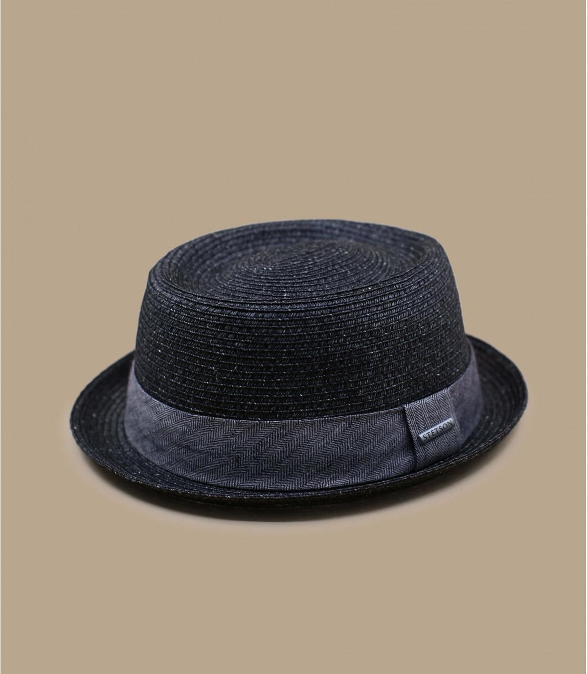 Summer hat grey men