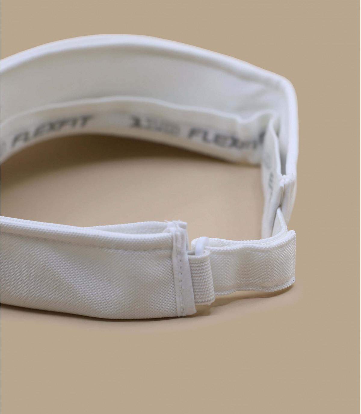 Détails White visor - image 3