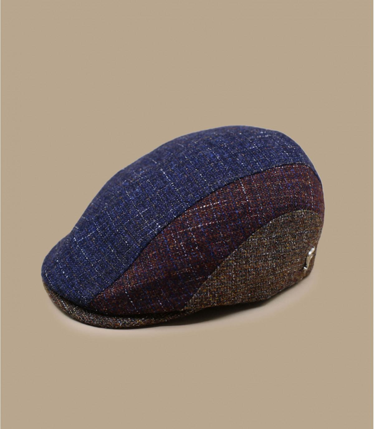 wool flat cap Fléchet