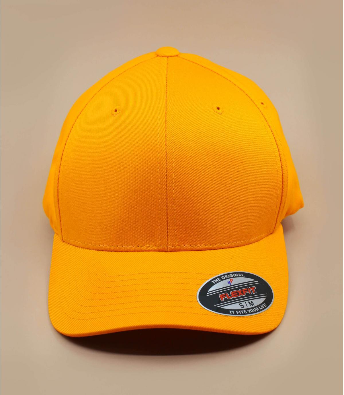 Détails Flexfit cap yellow - image 2