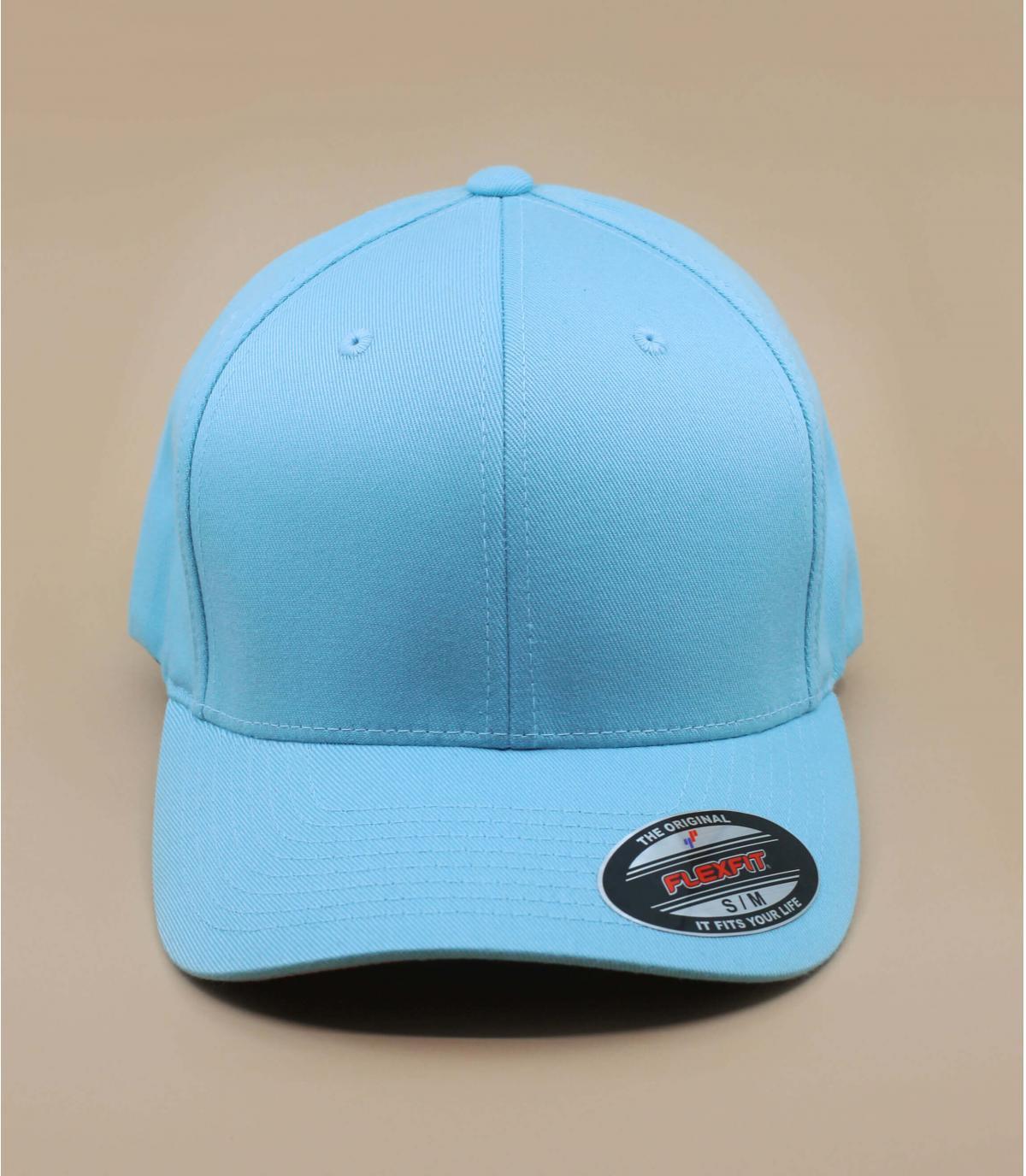 Détails Flexfit cap blue - image 2