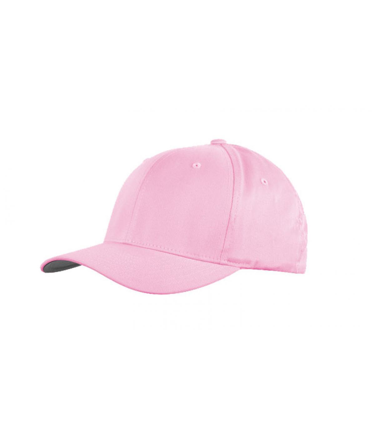 Détails Flexfit cap pink - image 2