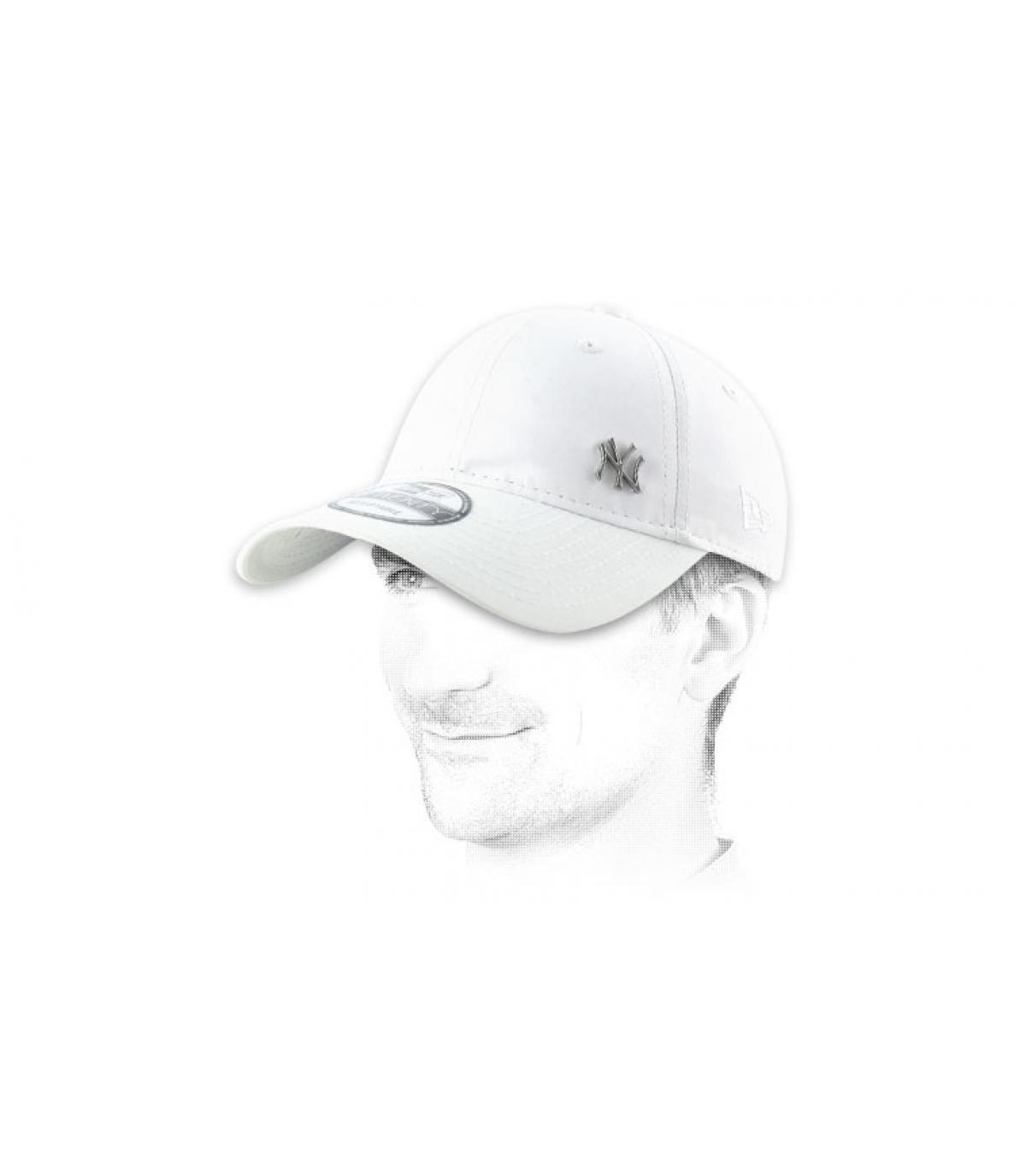 mini ny trucker cap
