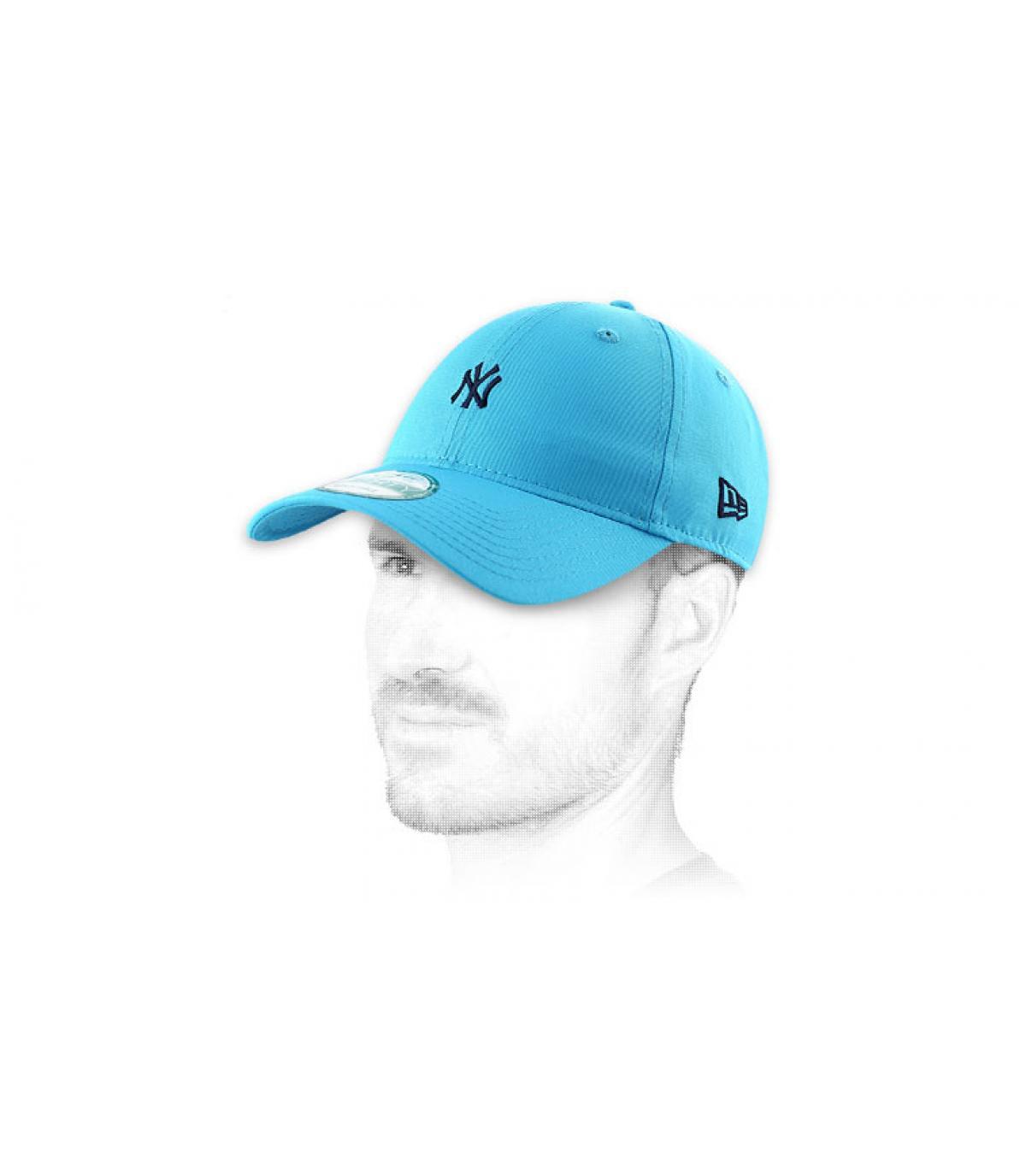 baseball cap flawless ny