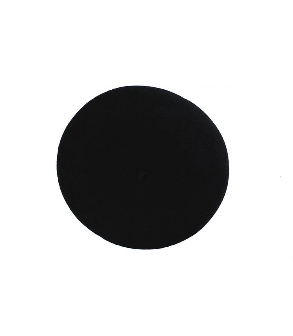 ac97d317094c86 French beret men - Beret français Pedrito black by Héritage par ...