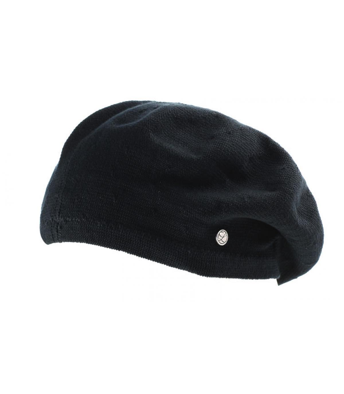 Women sloppy beret