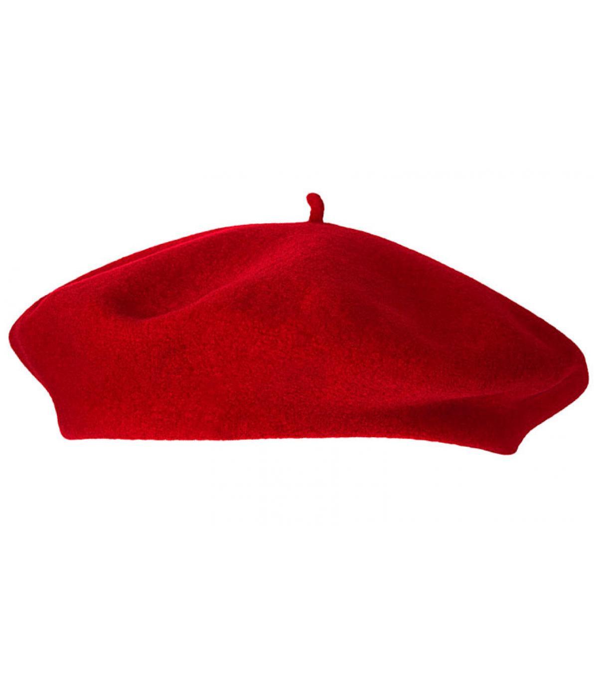Red beret women
