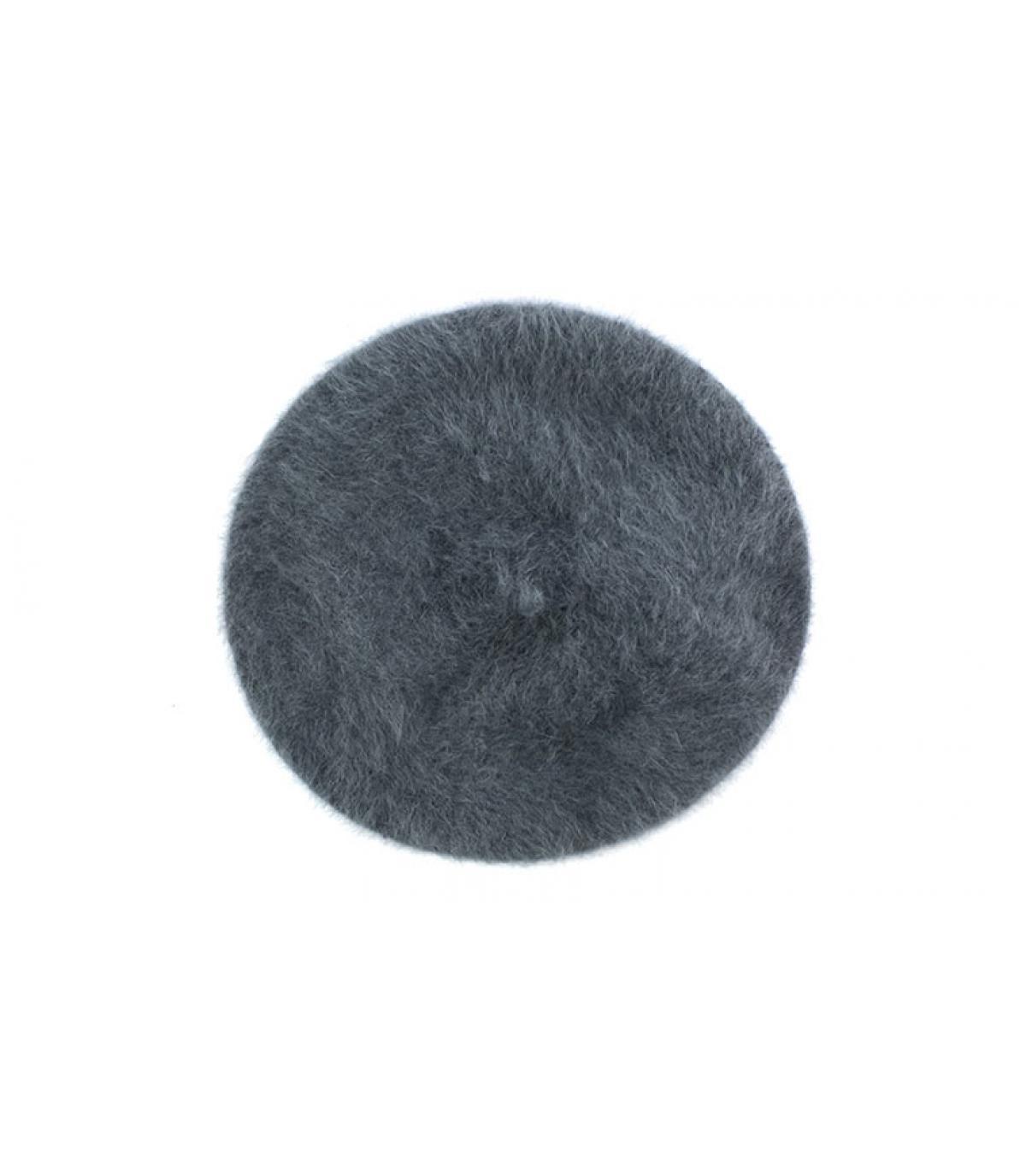 Détails Beret angora grey - image 2