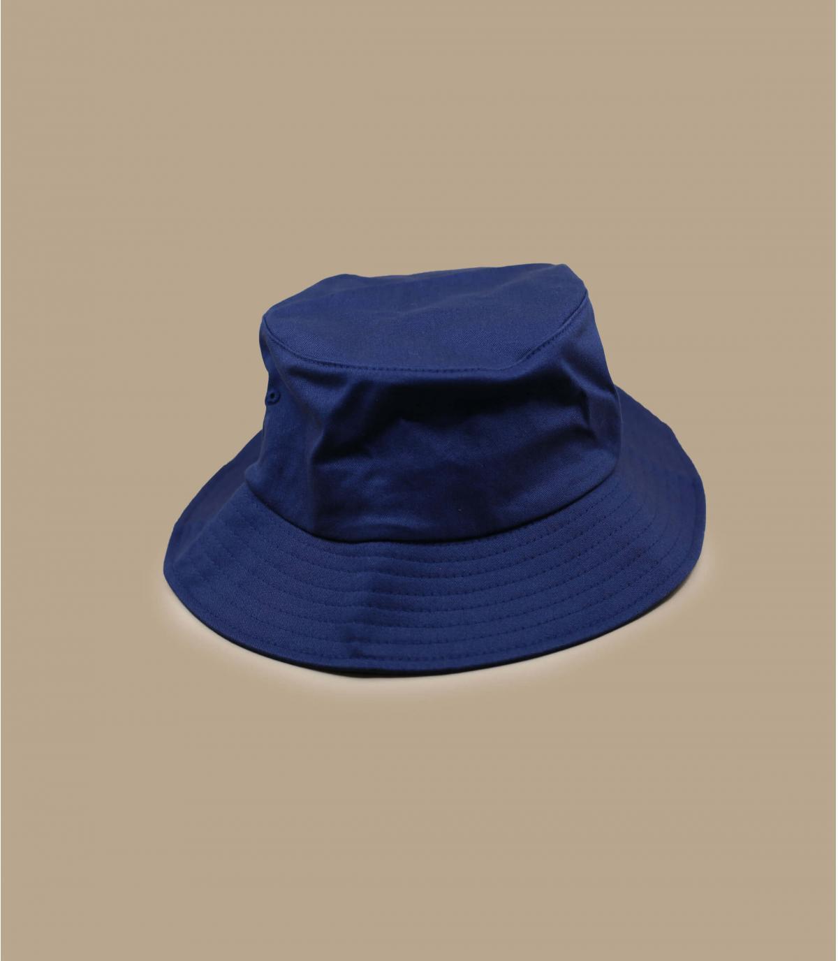 Bucker blue wm