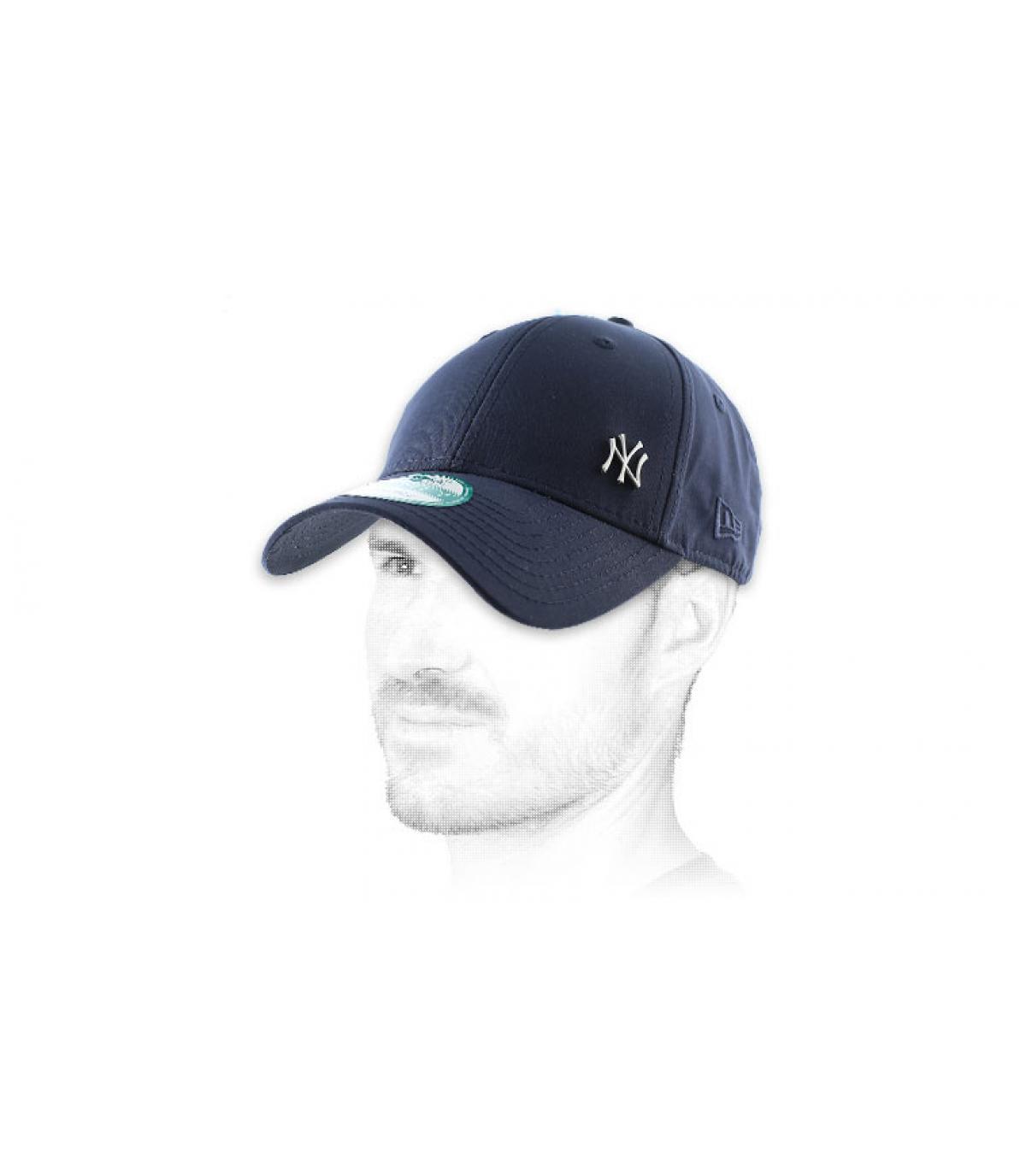 Trucker cap tiny NY