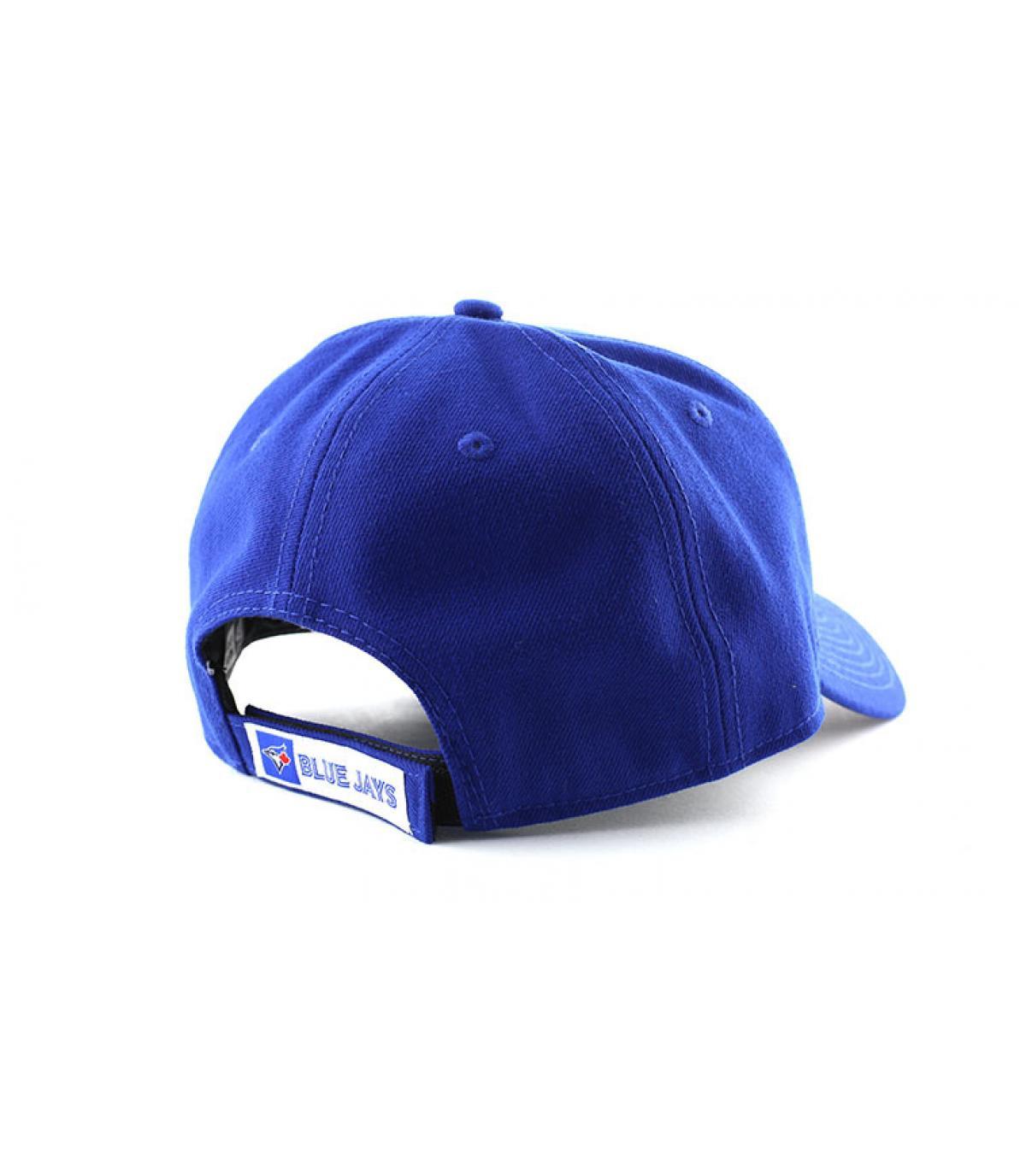 bffd44bcd5705 New Era. Toronto baseball cap. Détails League 9forty Toronto - image ...