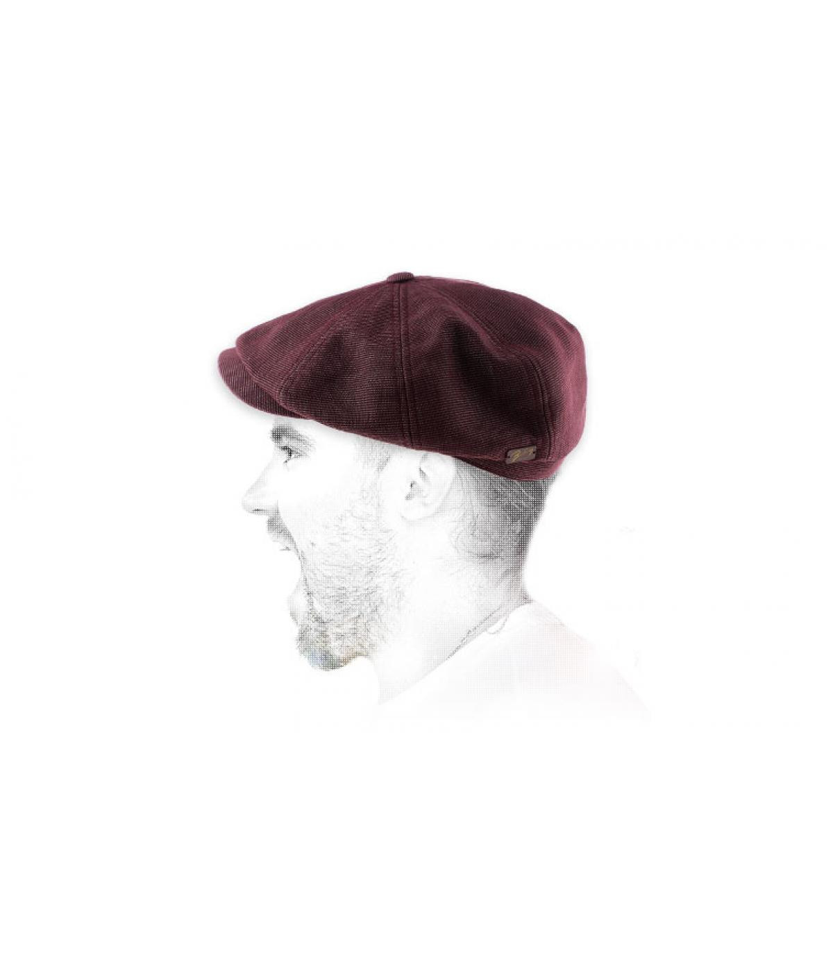 Men newboys cap