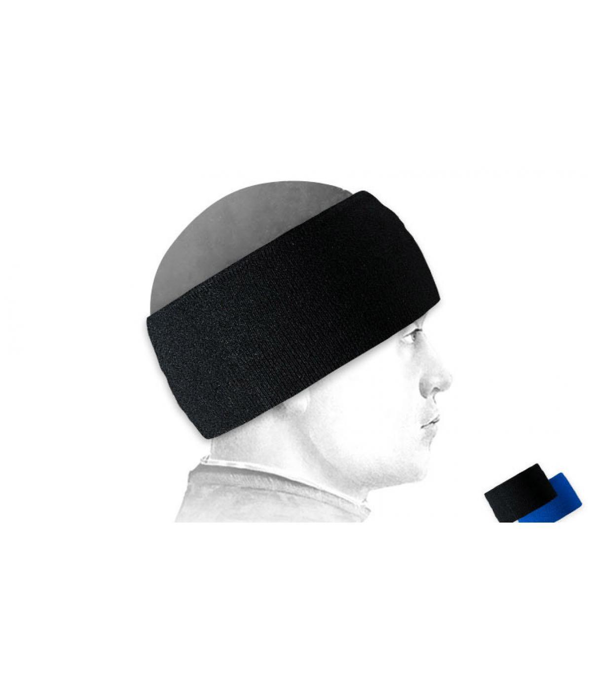 Sunrise Headband black