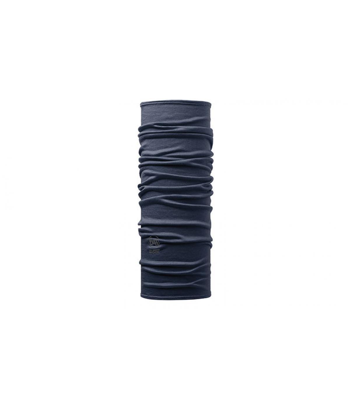 Buff neckwear merino wool