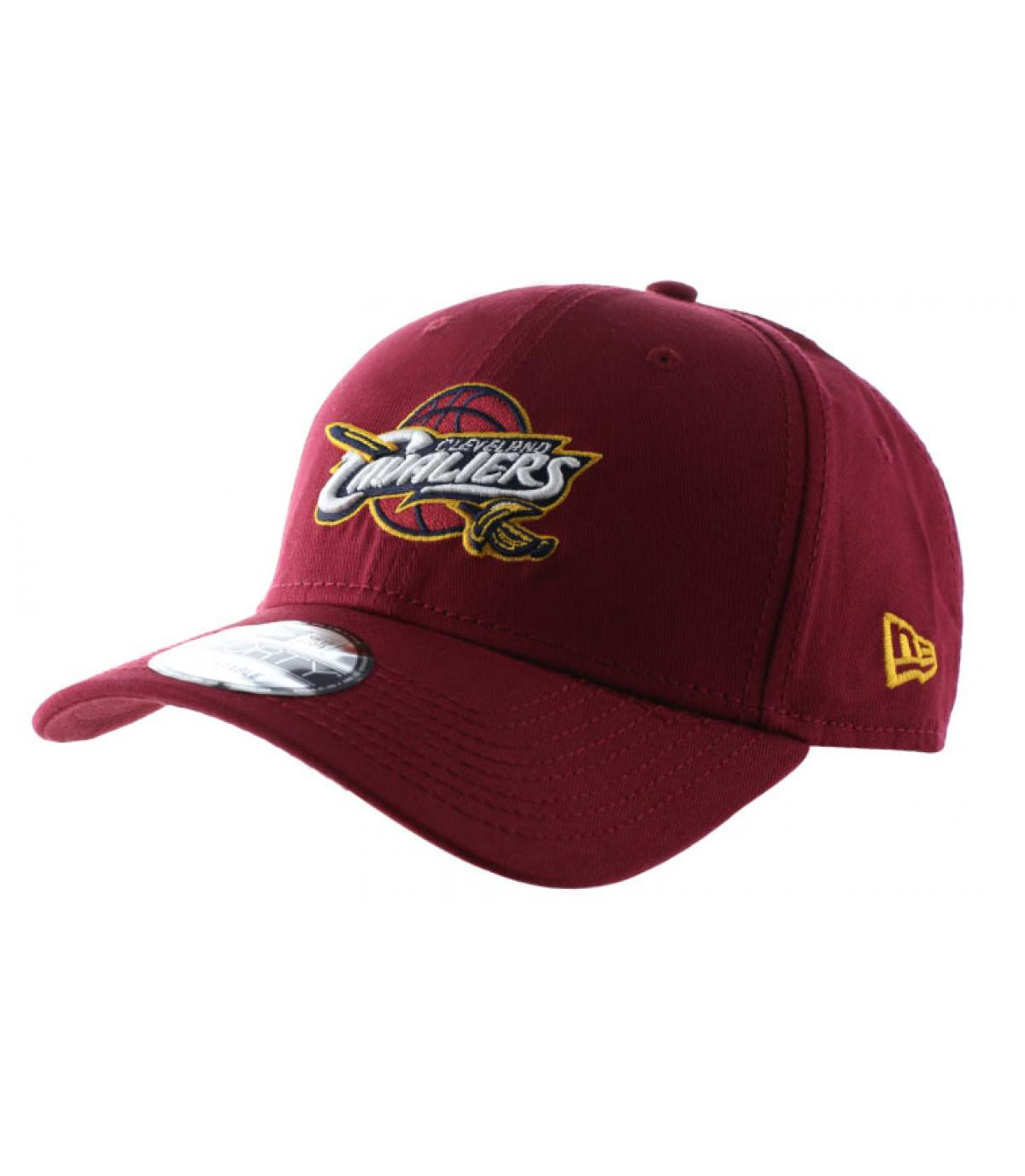 Cleveland Cavaliers cap - NBA Team 9Forty Cleveland cavaliers by New ... d056d5639834