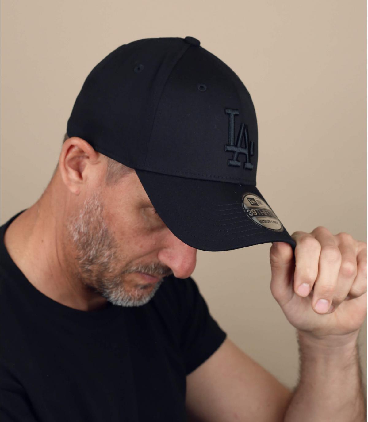 Black 39Thirty LA cap