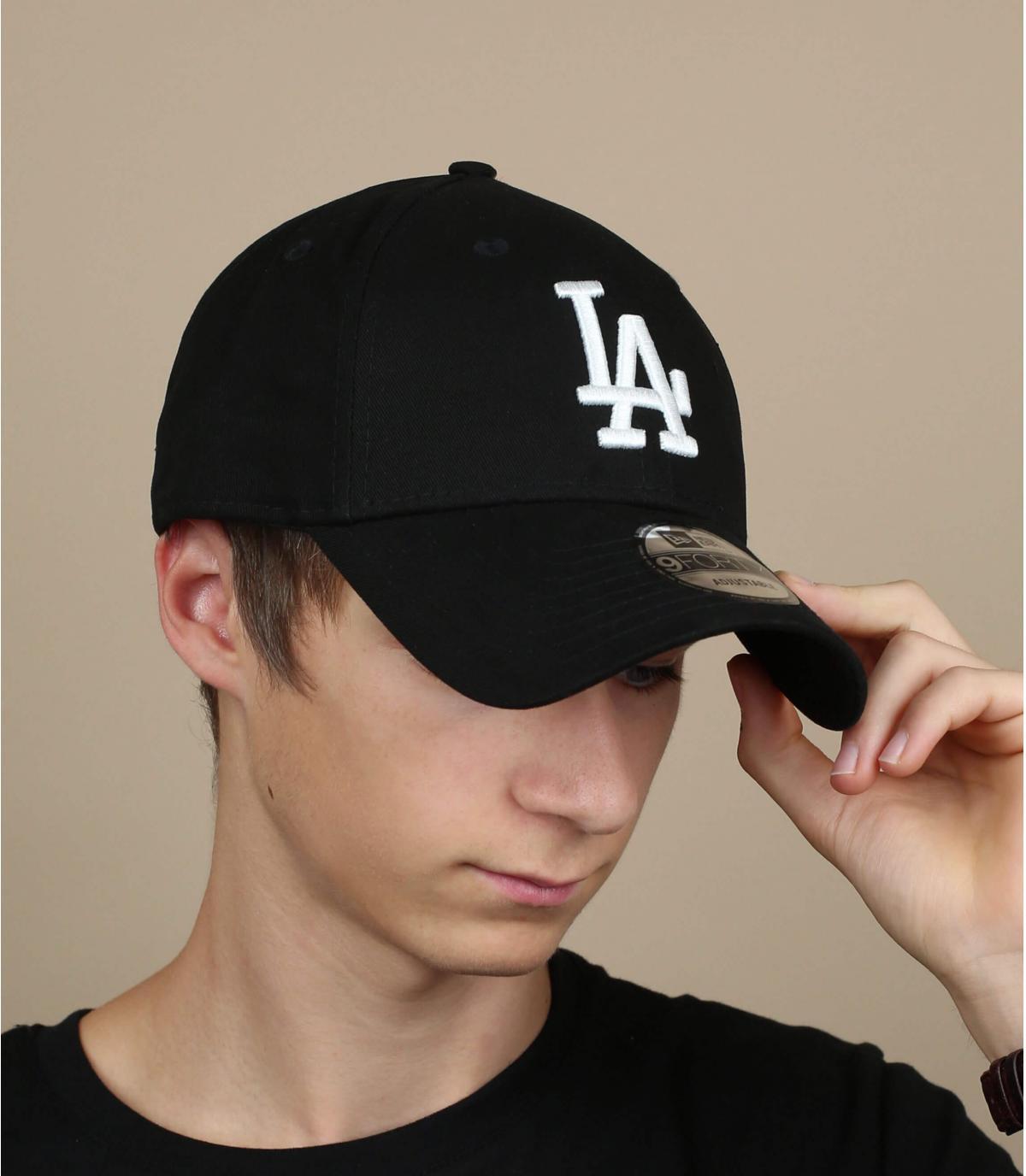 Black LA9Fourty cap