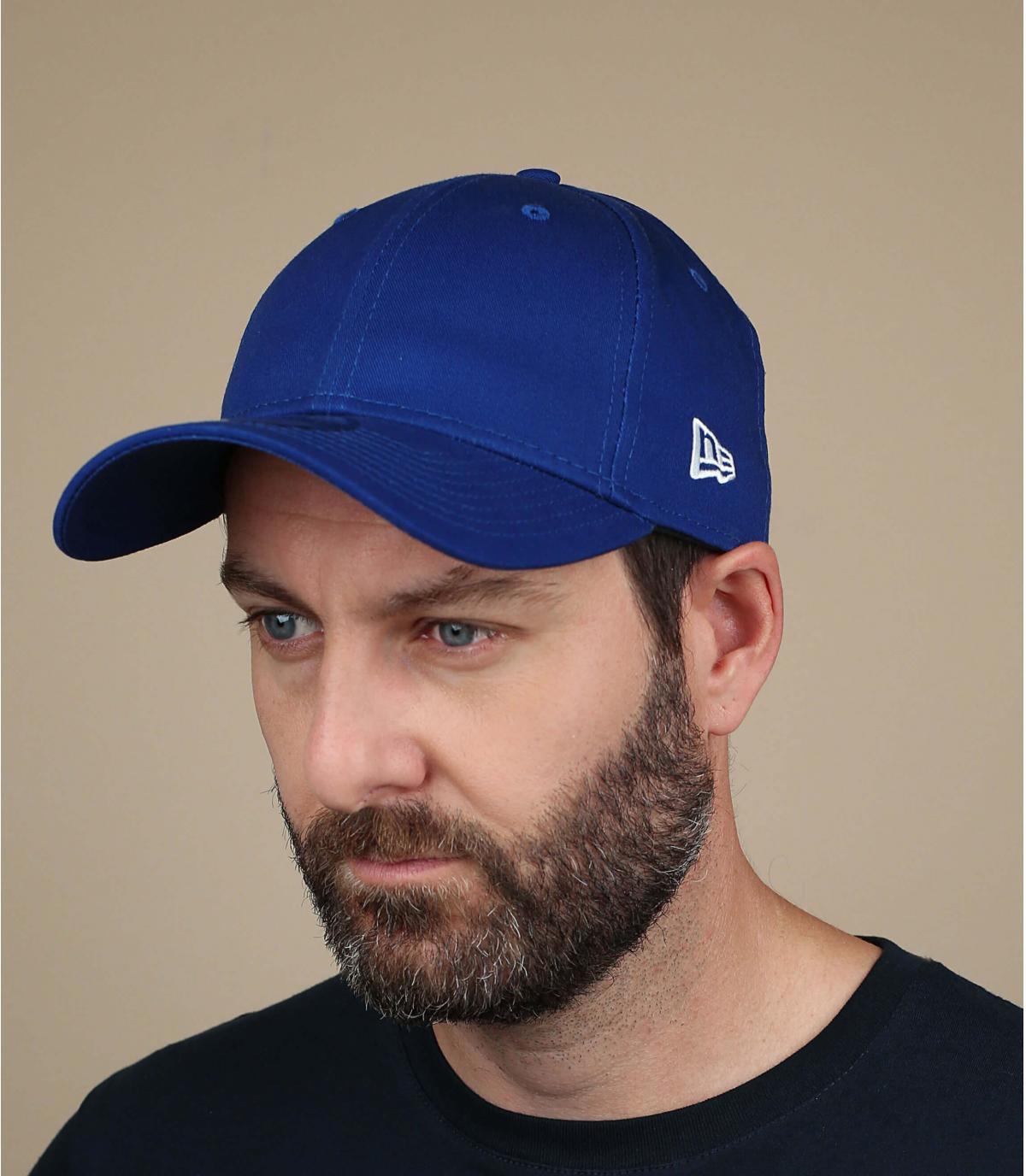 New Era royal blue cap