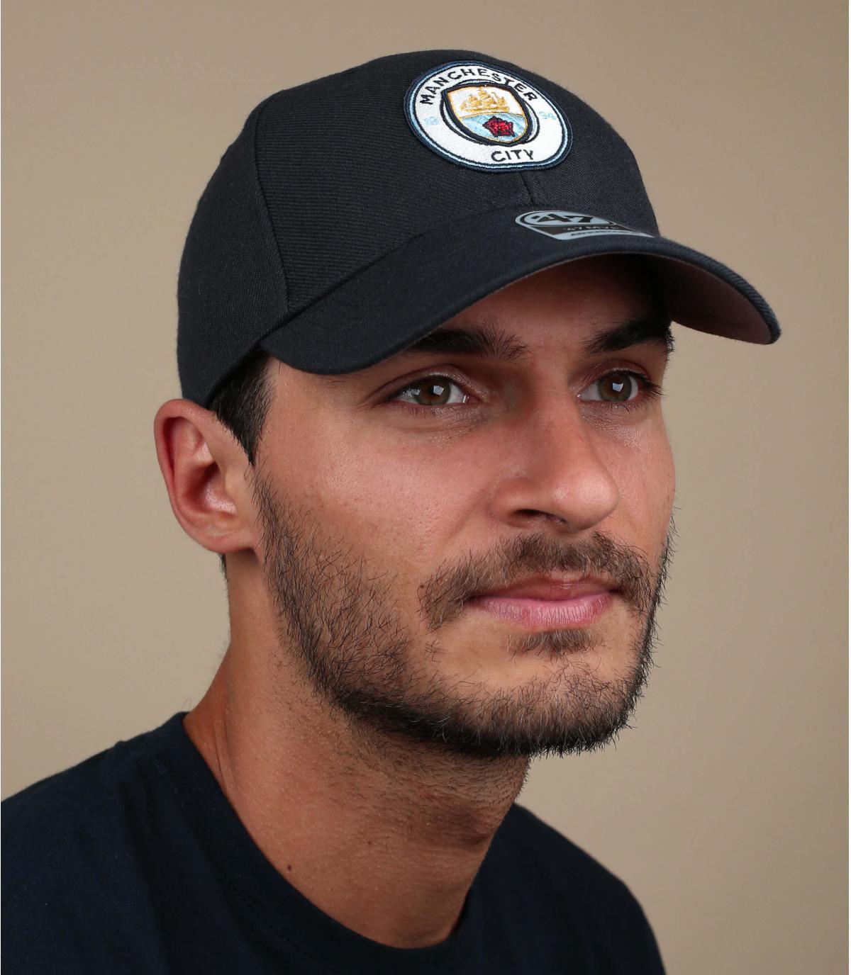 Manchester City FC cap