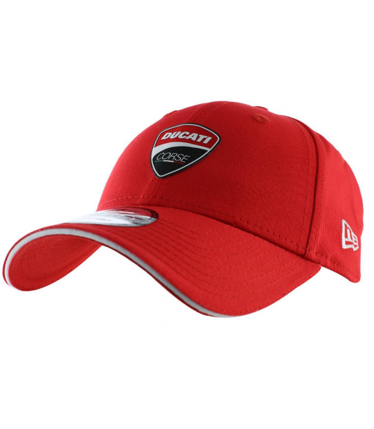 red Ducati cap - Cap Ducati Corse red by New Era. Headict f8322dc4a54