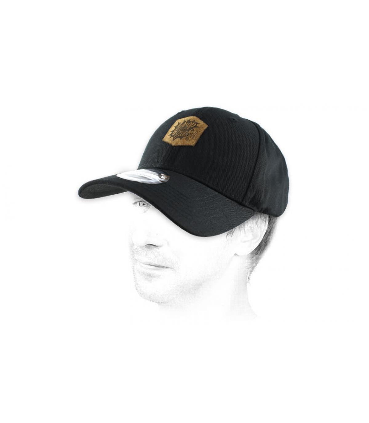 black Drop in 5 cap