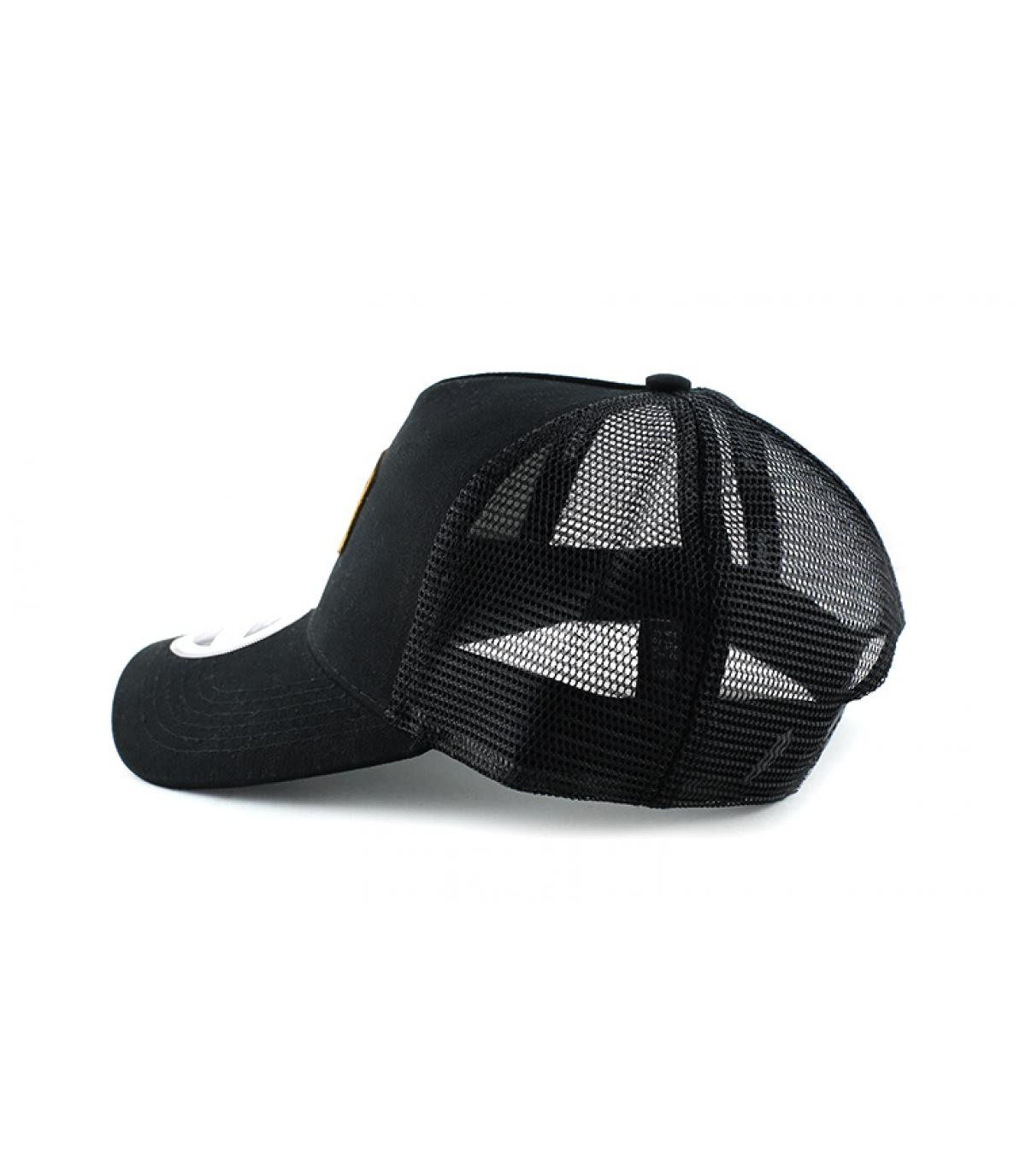 Détails Trucker First Come First Track black - image 4