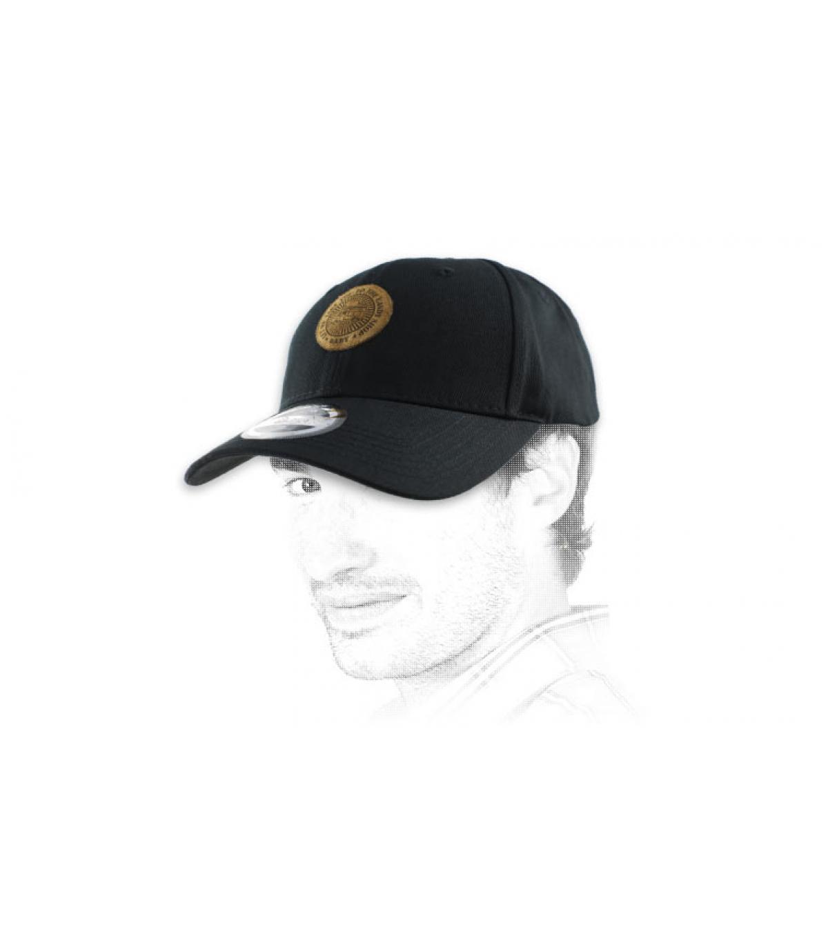 black Candy Shop cap