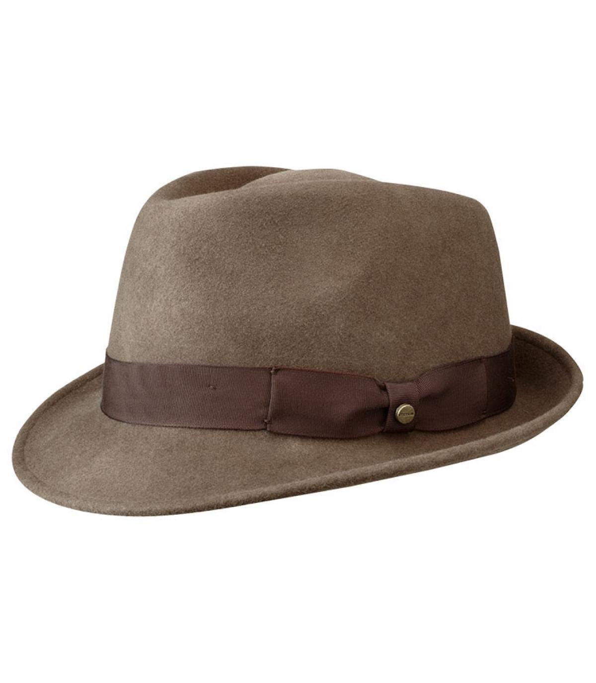 Brown men hat