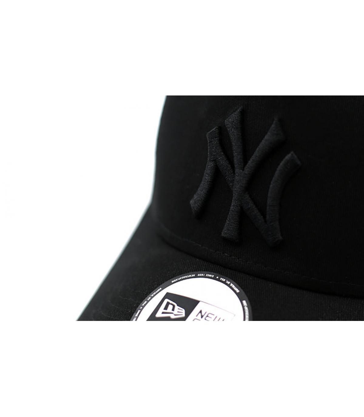 Détails Trucker League Ess NY black black - image 3