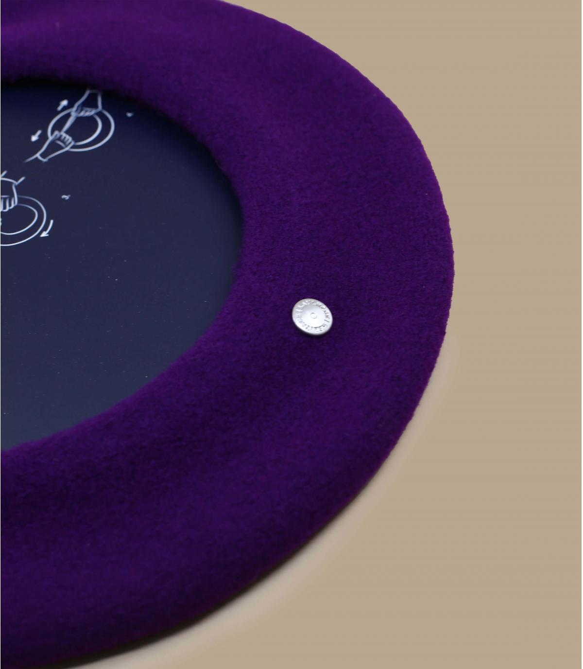Détails Authentique purple - image 3