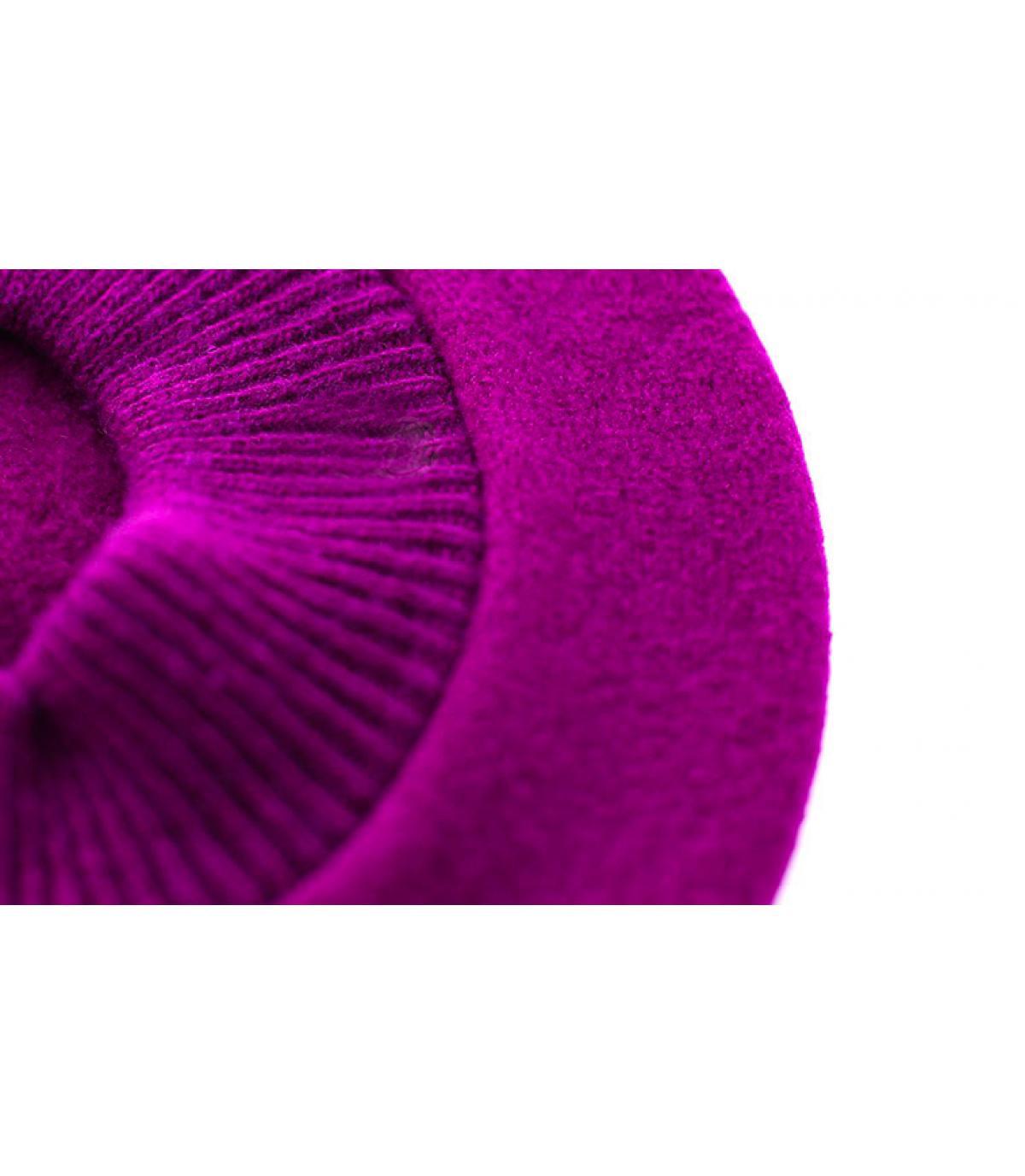 Détails Parisienne purple - image 3