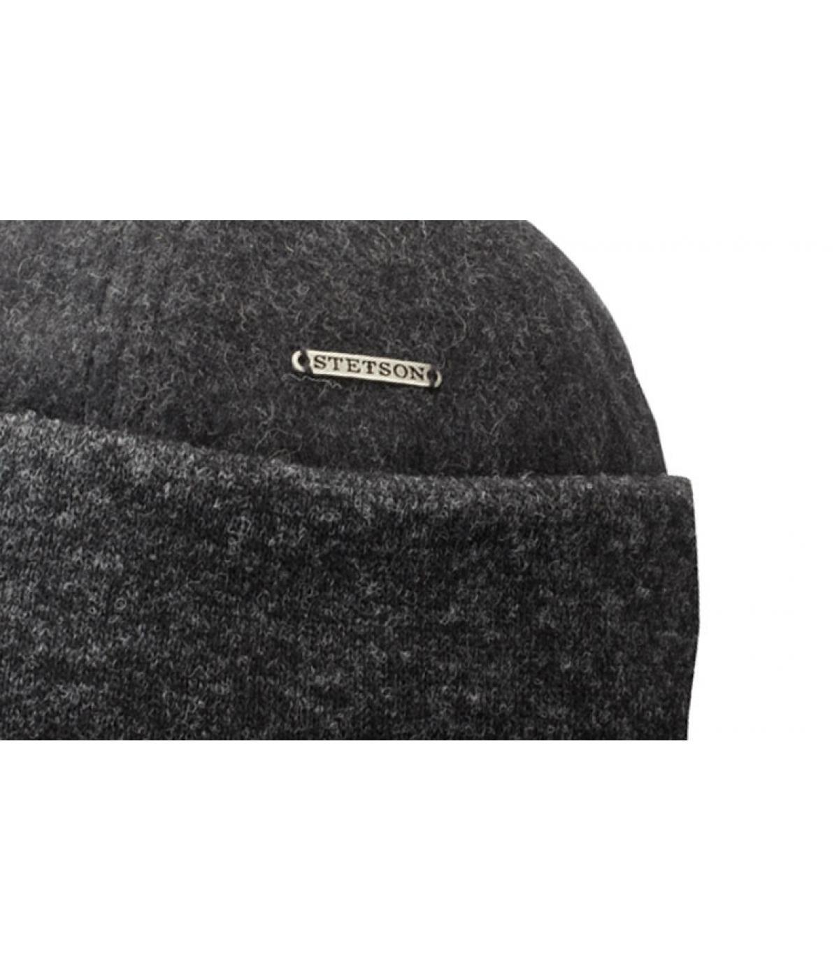 Détails Docker Wool Cashmere grey - image 3