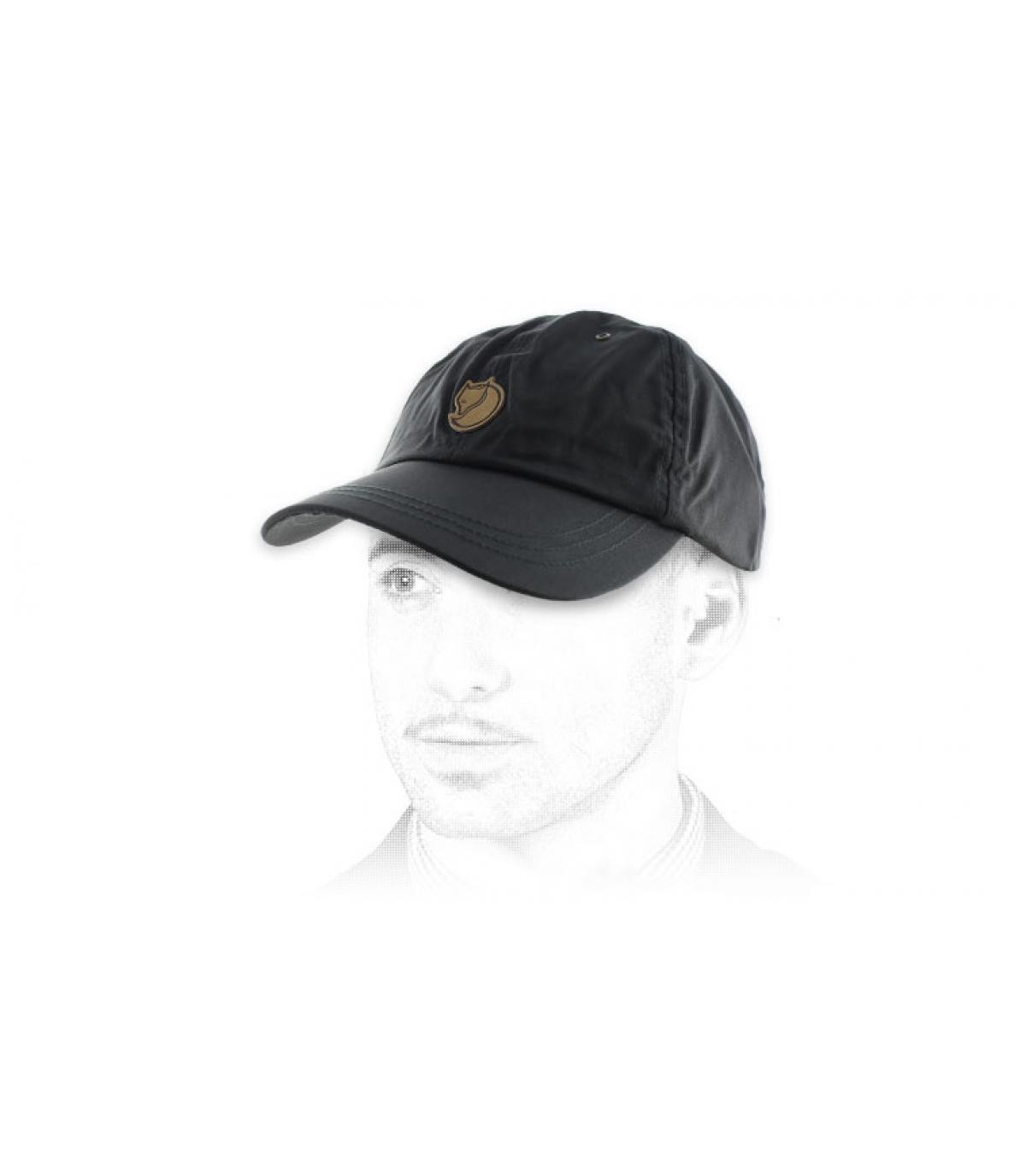 grey curve cap Fjällräven