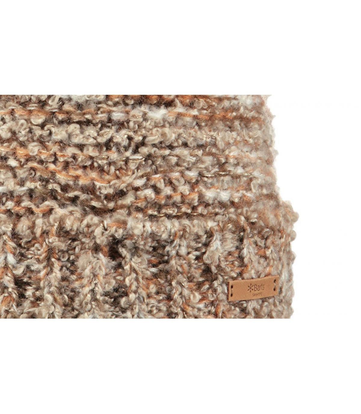 Détails Siret Beanie brown - image 3