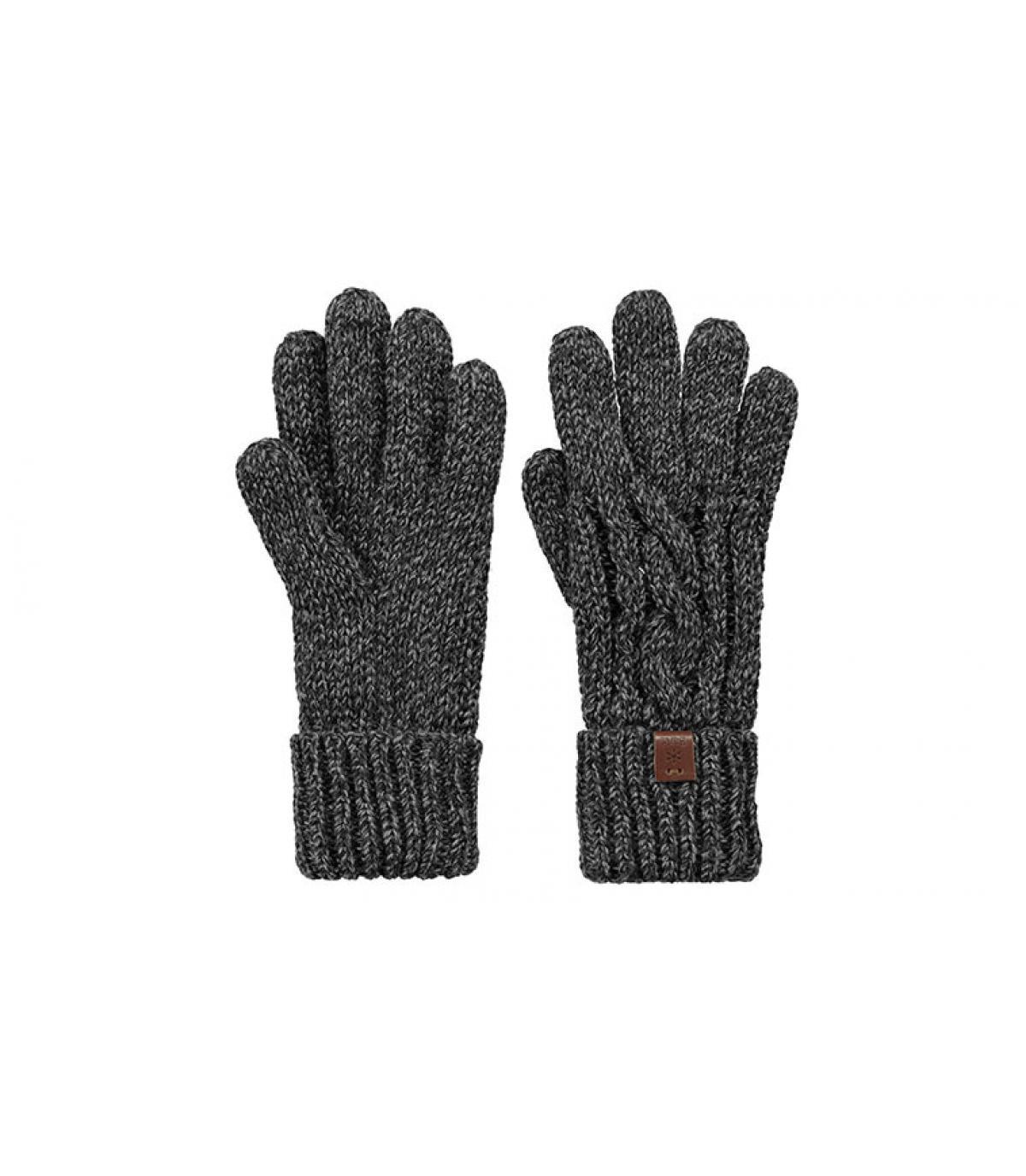 Détails Twister Gloves black - image 2