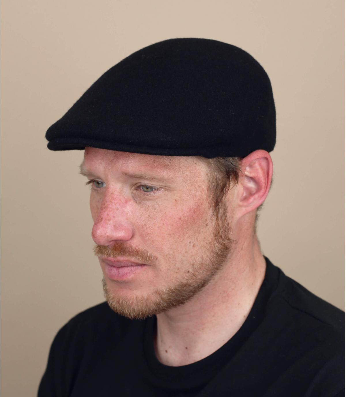 Black 507 ivy cap