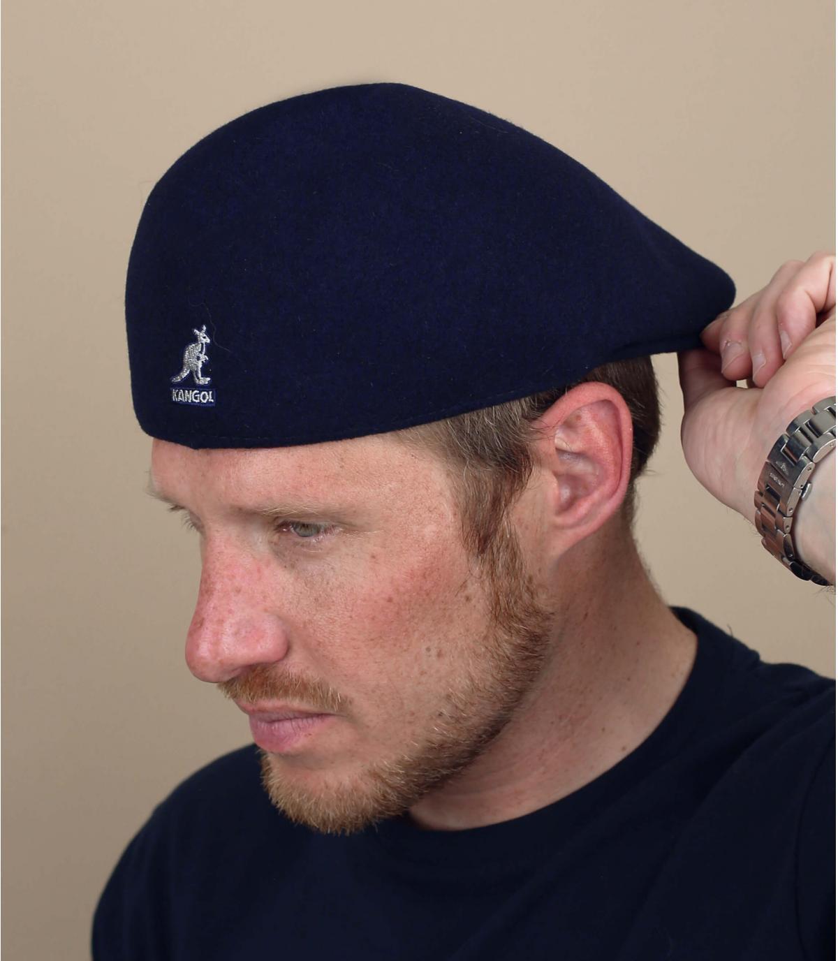 Navy 507 ivy cap