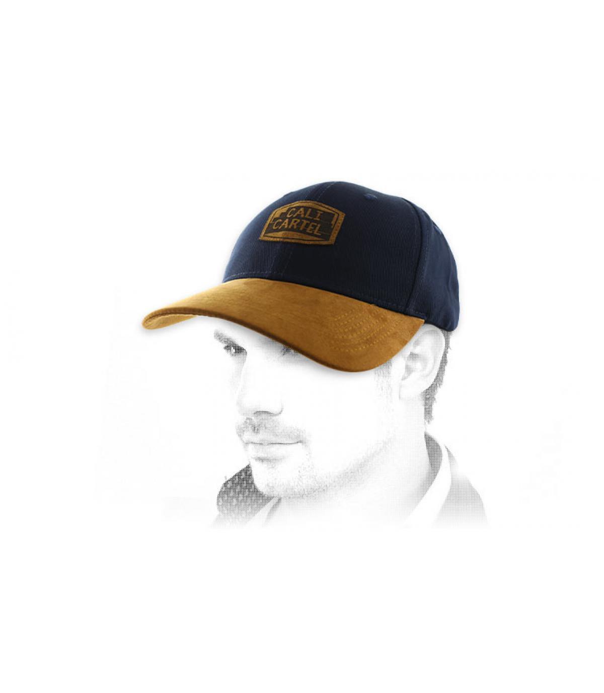 blue Cali Cartel cap