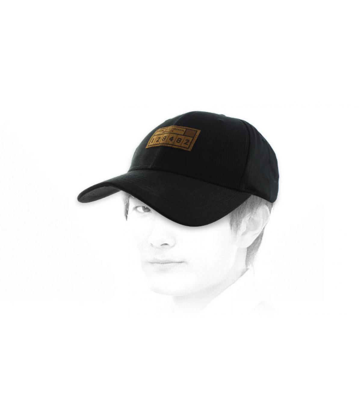 black Pablo128482 cap
