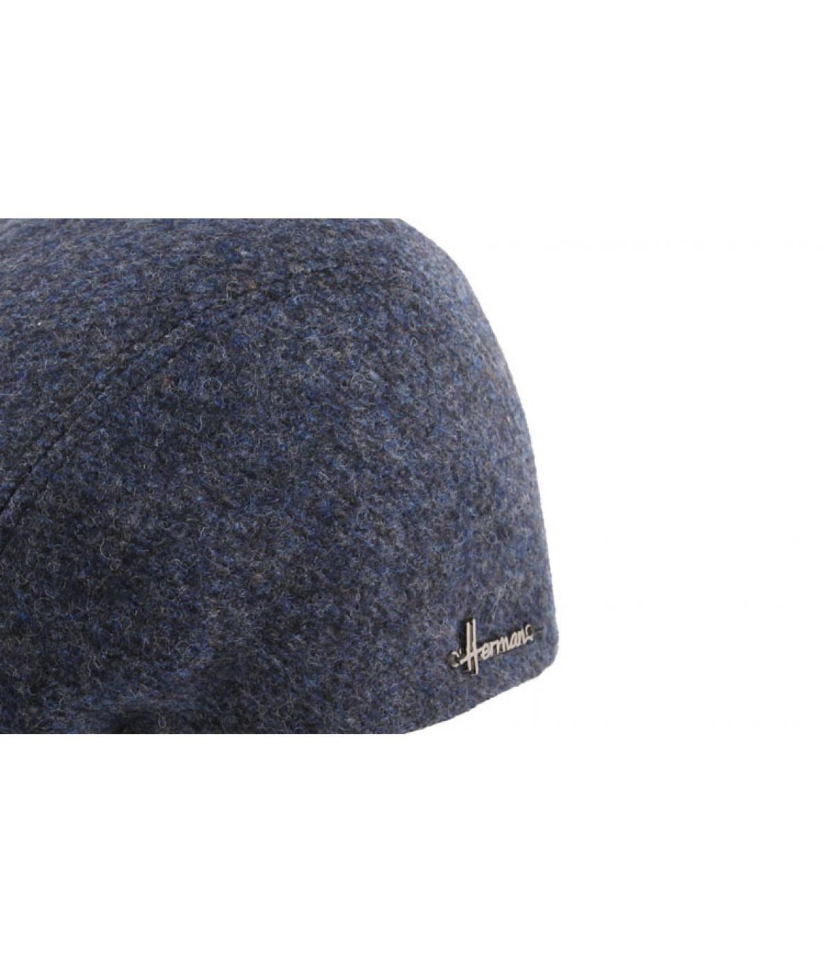 Détails Range wool EF blue - image 3