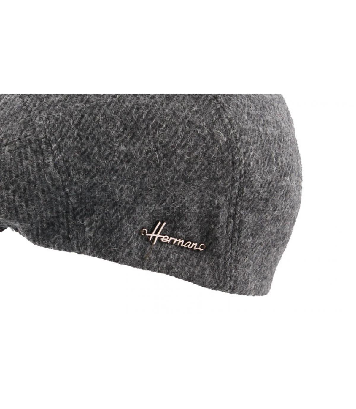 Détails Barents Wool Corduroy grey - image 3