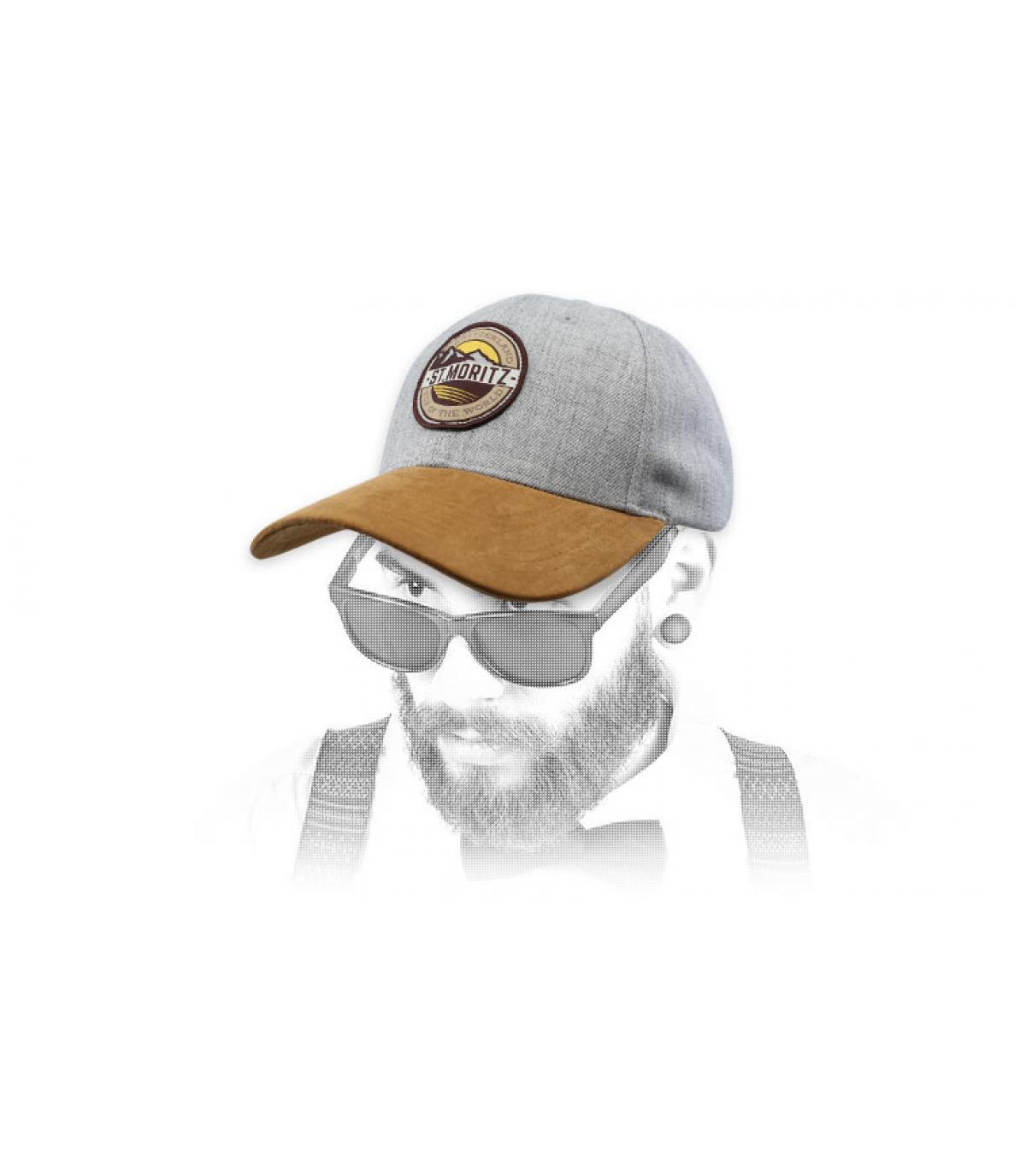 grey st moritz cap