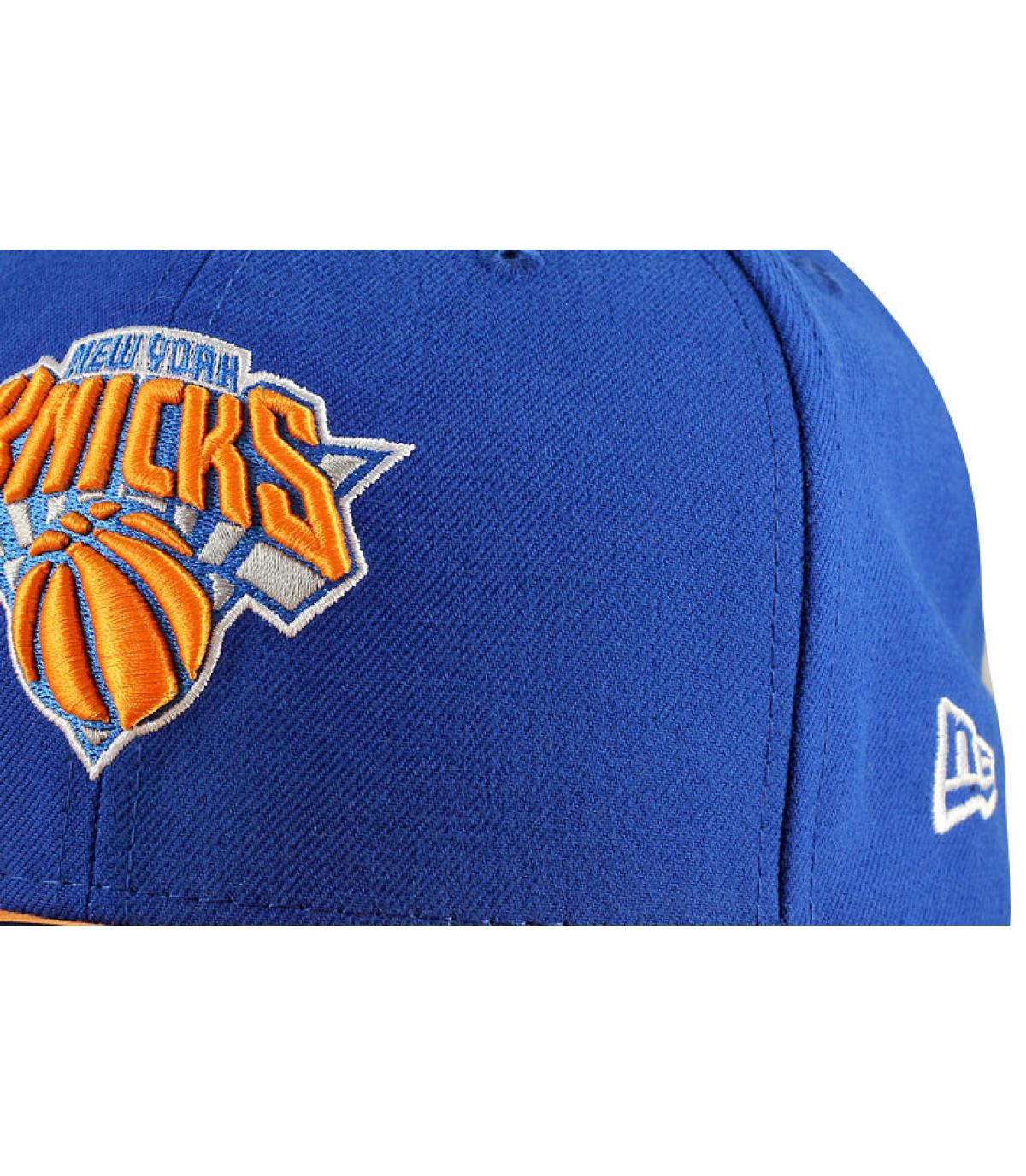 5ca31ef42f5 Blue knicks cap - New era knicks cap by New Era.