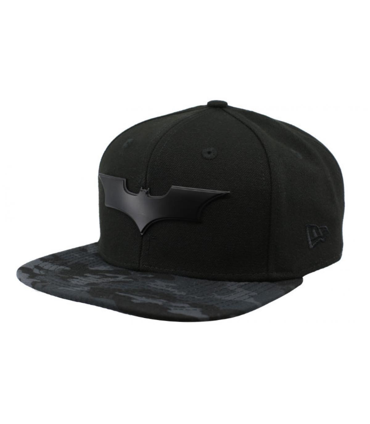 f1ab34f1f0d black Batman snapback - Camo Metal Batman black multi by New Era ...