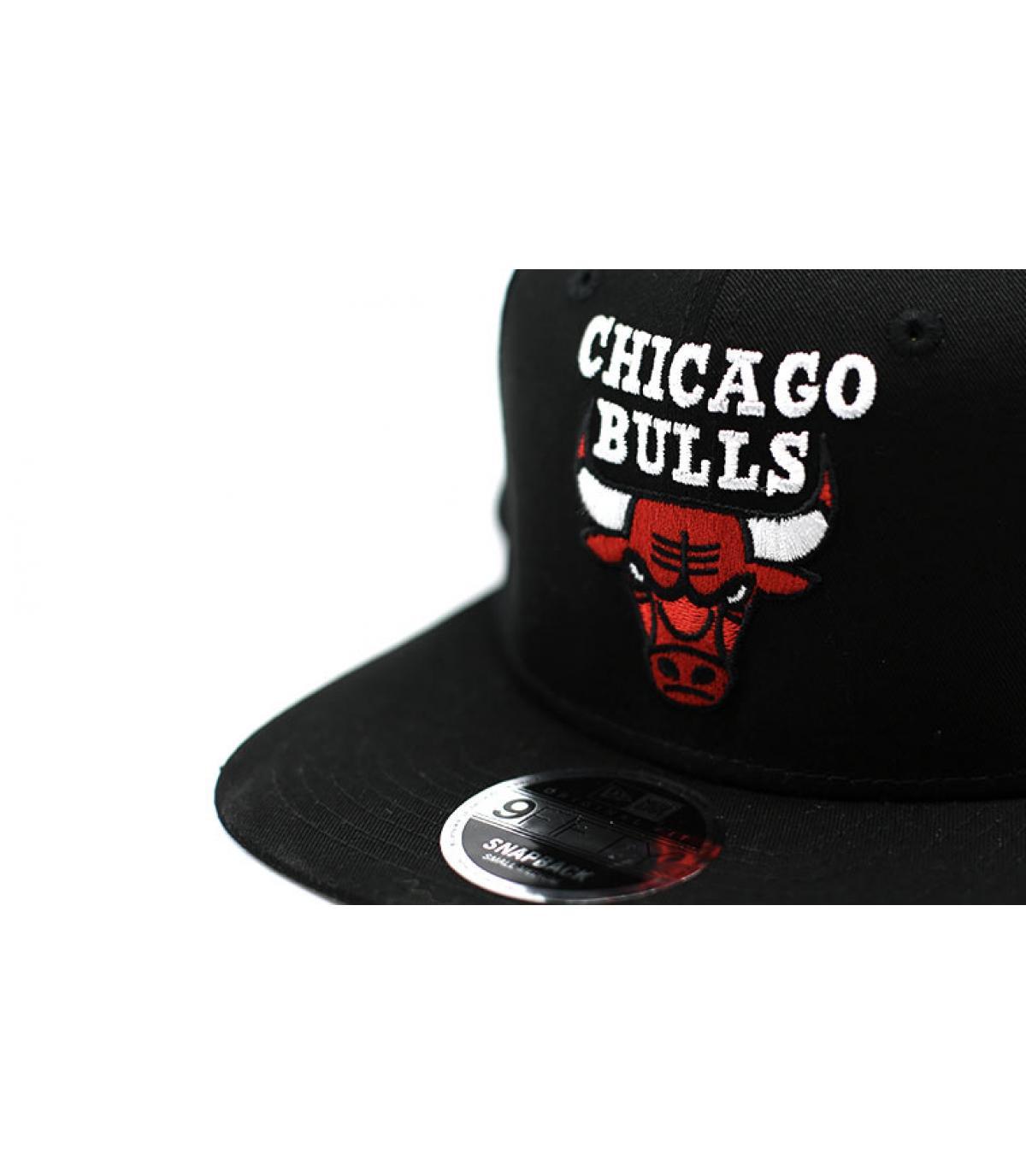 Détails NBA Classic 9Fifty Bulls - image 3